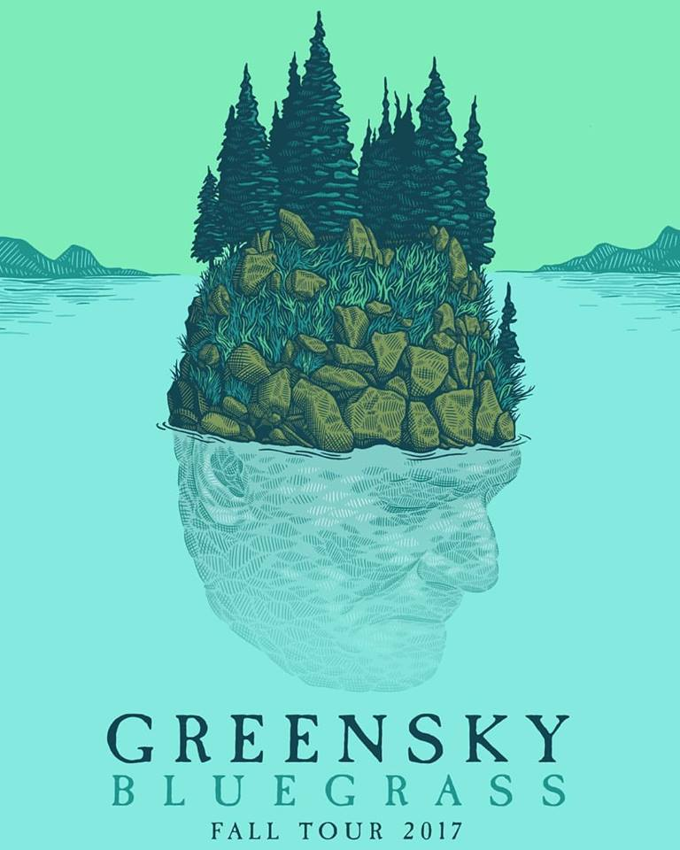 Greensky Bluegrass Fall 2017 square
