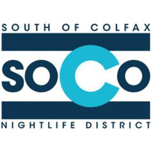 SOCO nightlife district logo sq